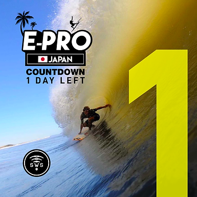 ONE DAY LEFT FOR E-PRO JAPAN!