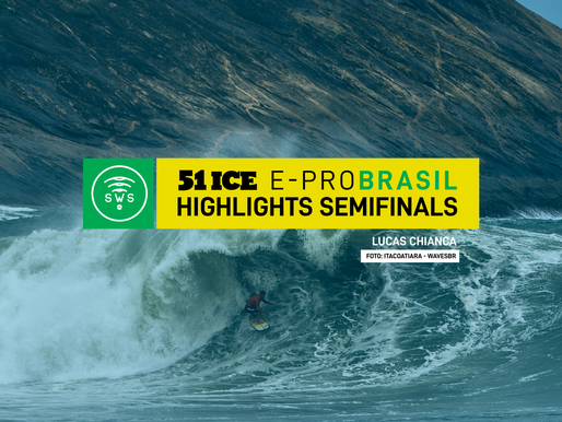 HIGHLIGHTS: BEST MOMENTS AT THE 51 ICE E-PRO BRASIL SEMIFINALS