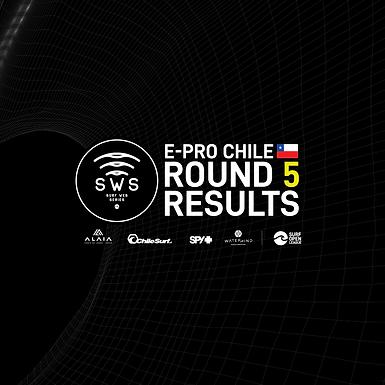 QUARTERFINALS E-PRO CHILE RESULTS