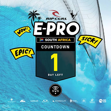 Rip Curl E-Pro Online Surf Tournament Launches Tomorrow In South Africa
