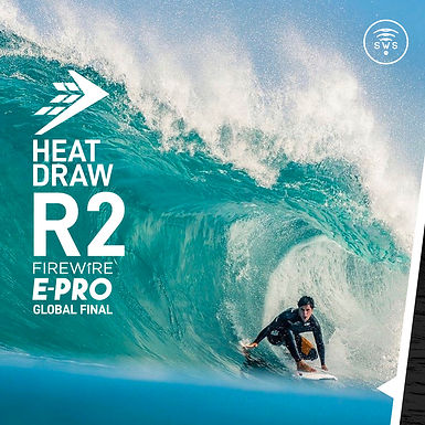 WE HAVE CONFIRMED THE ROUND 2 REPECHAGE HEAT OF FIREWIRE E-PRO GLOBAL FINAL
