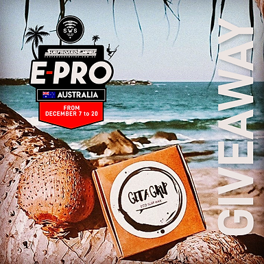 OFFICIAL SPONSOR GETAGRIP SURF WAX HAVE AMAZING PRIZE PACKS TO GIVEAWAY