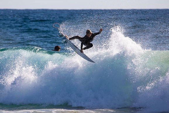 A GAME SURFING COMES TO THE TABLE AS ROUND 1 CONCLUDES