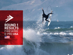 THE OFFICIAL RESULTS OF THE ROUND 1 OF FIREWIRE E-PRO USA