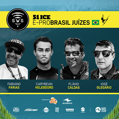 INTRODUCING 51ICE E-PRO BRASIL JUDGING PANNEL