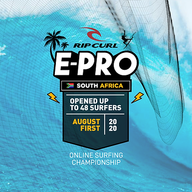 Rip Curl E-Pro Online Surf Contest OPENED UP to 48 Surfers