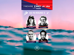 ELIMINATIONS BEGINS AT FIREWIRE E-PRO USA PRESENTED BY FUTURES