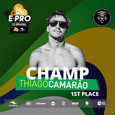 AND THE CHAMPION OF THE 51 ICE E-PRO BRASIL IS...