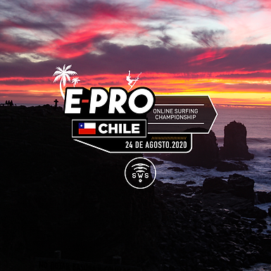 E-PRO CHILE KICKS OFF MONDAY, AUGUST 24TH, WITH THE COUNTRY'S TOP TALENT