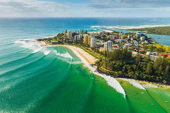 THE 8TH WORLD SURFING RESERVE: GOLD COAST AUSTRALIA