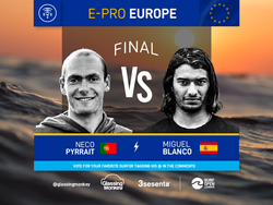 WHO WILL BE THE CHAMPION OF THE E-PRO EUROPE?