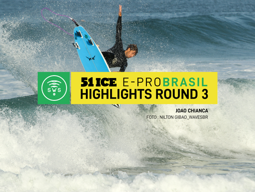 WATCH THE HIGHLIGHTS! ROUND 3 OF 51 ICE E-PRO BRASIL