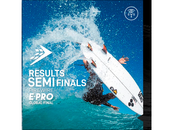 THE OFFICIAL RESULTS OF MEN'S SEMIFINALS OF FIREWIRE E-PRO GLOBAL FINAL