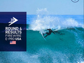 THE OFFICIAL RESULTS OF THE ROUND 4 OF FIREWIRE E-PRO USA