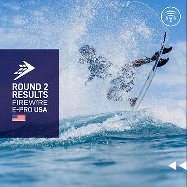 THE OFFICIAL RESULTS OF THE ROUND 2 OF FIREWIRE E-PRO USA