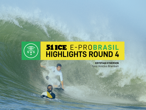 ROUND 4 BEST MOMENTS OF THE 51 ICE E-PRO BRASIL