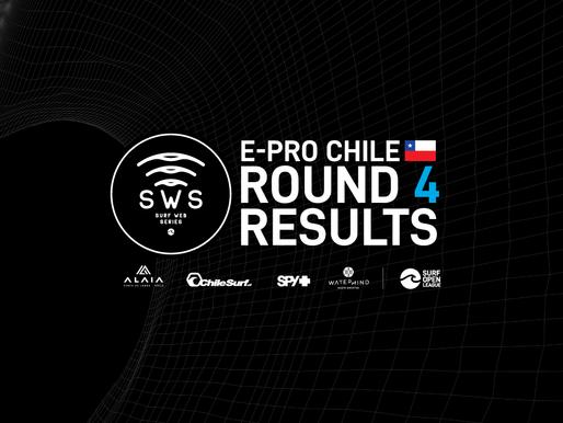 E-PRO CHILE ROUND 4 RESULTS