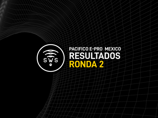 HERE ARE THE OFFICIAL RESULTS OF MEN'S ROUND 2 OF #PACIFICOEPROMEXICO