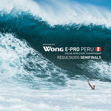 RESULTADOS OFICIALES DE SEMIFINALS VARONIL DEL WONG E-PRO PERÚ