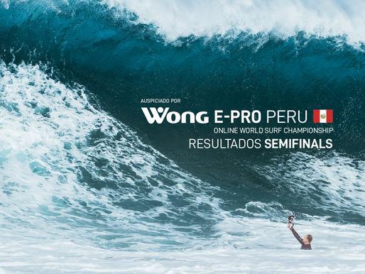 RESULTADOS OFICIALES DE SEMIFINALS VARONIL DEL WONG E-PRO PERÚ