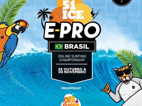 51ICE E-PRO BRASIL ESTÁ A UNA SEMANA DE COMENZAR