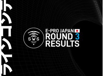 ROUND 3 E-PRO JAPAN RESULTS
