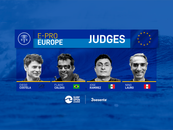 WE PRESENT THE JUDGES OF THE E-PRO EUROPE
