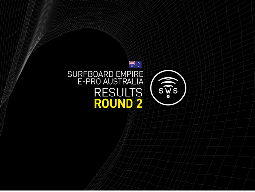 HERE ARE THE OFFICIAL RESULTS OF THE REPECHAGE ROUND 2 OF SURFBOARD EMPIRE #EPROAUSTRALIA