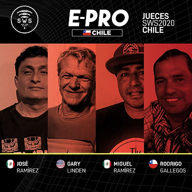 INTRODUCING THE JUDGES FOR E-PRO CHILE 2020
