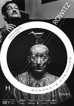Horowitz_Ryszard_plakat_portrety_nieznane