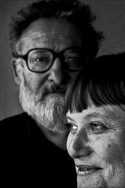 DDR-Adolf-Endler-z-żoną-–-pisarz-writer-and-wife-678x1024-679x1024