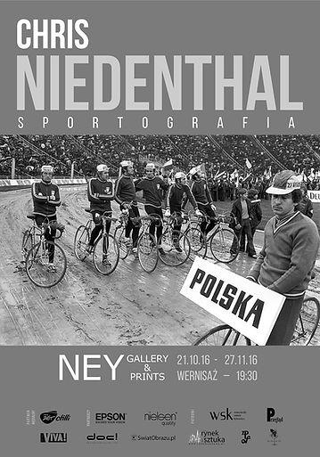 Chris Niedenthal plakat