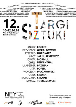 12. Warszawskie Targi Sztuki