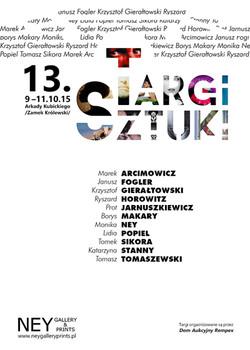 13. Warszawskie Targi Sztuki