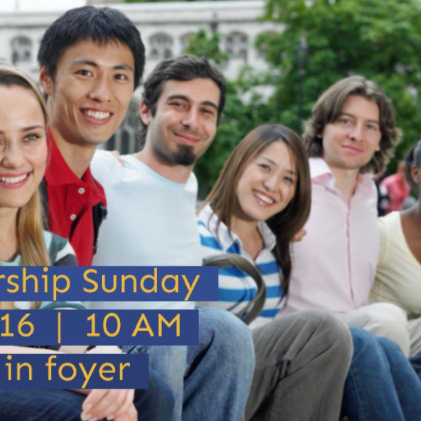 Membership Sunday Special Edition