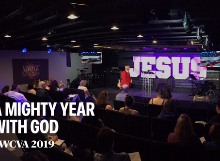 a mighty Year with god