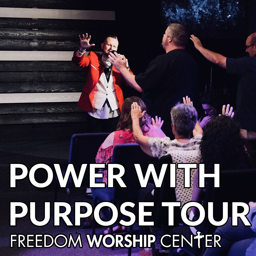Power With Purpose Tour Day 2