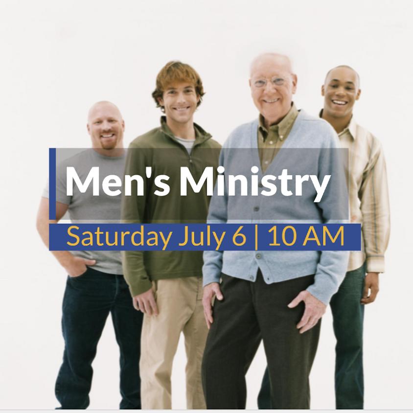 Fight Club Men's Ministry