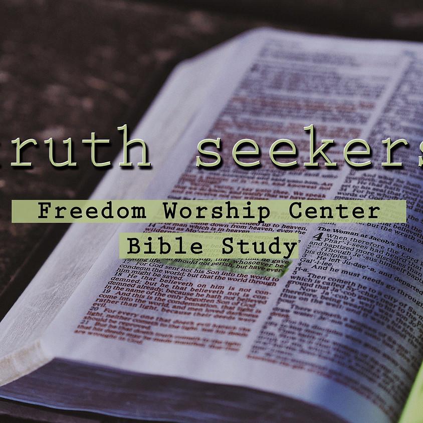 Weekly Bible Study  (1)