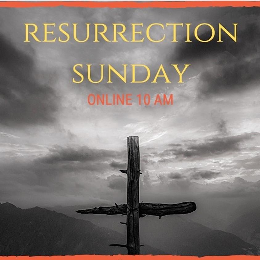 Resurrection Sunday Online Event