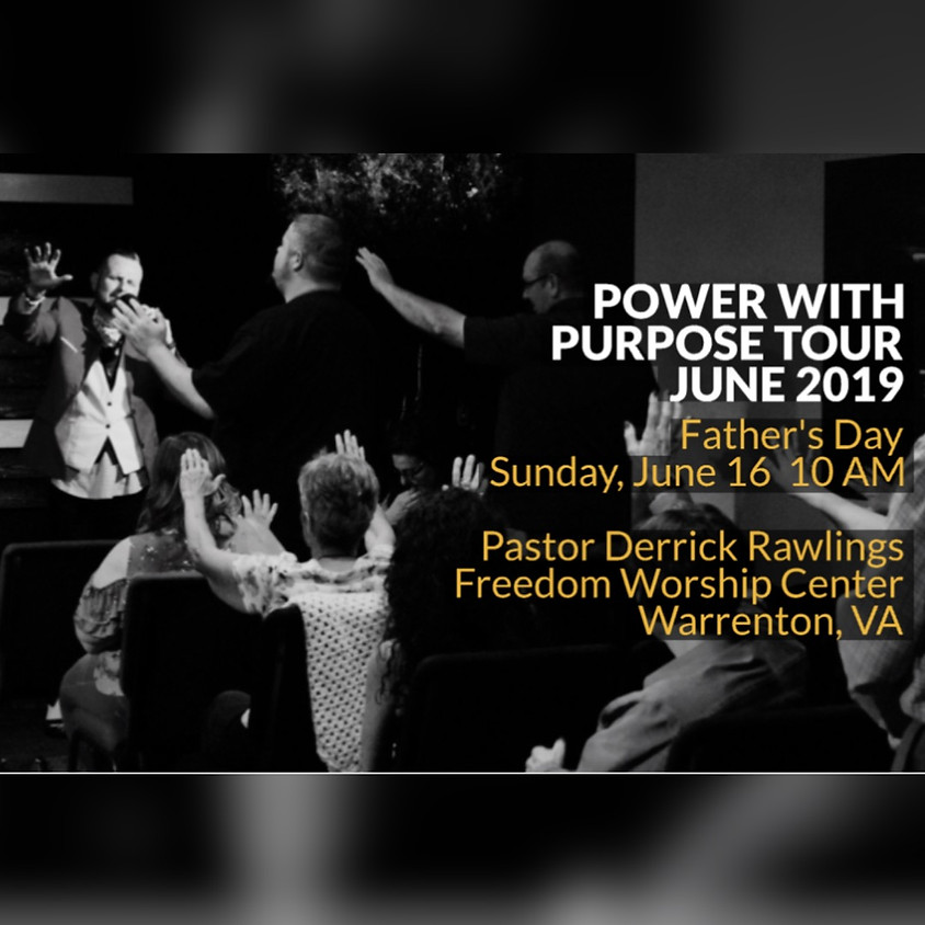 Power With Purpose Revival Service