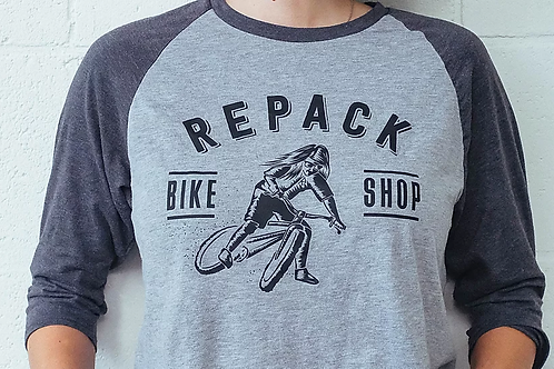 Repack Baseball T-Shirt