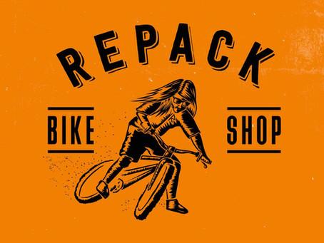Built By Bikes is now Repack Bike Shop