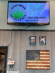 Digital TV ads Papa's Diner Clermont FL