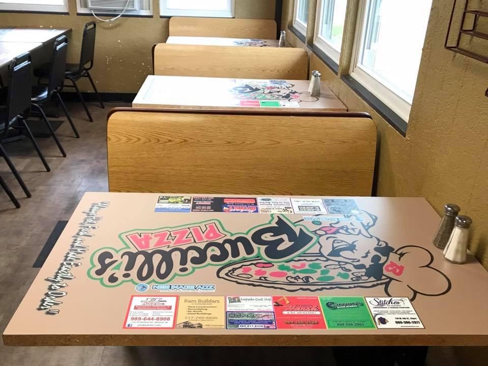 Buccillis Pizza Farwell MI
