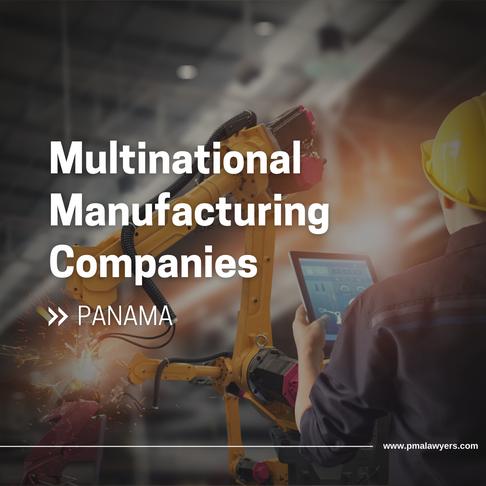 Multinational Manufacturing Companies