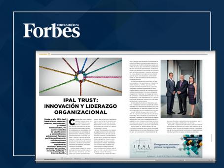 IPAL TRUST: Innovación y Liderazgo Organizacional