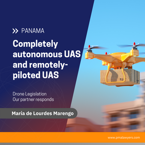 Completely autonomous UAS and remotely piloted UAS