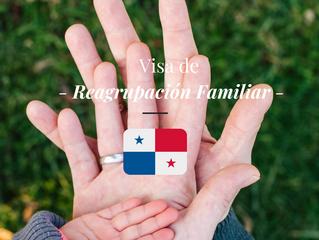 Visa de Reagrupación Familiar