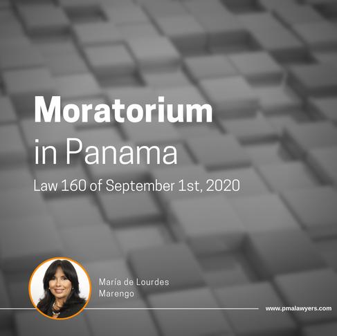 Moratorium in Panama